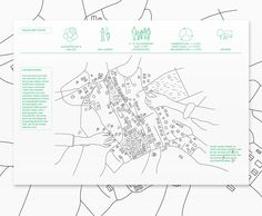 Science Methodologies in a Playful Book - Monica Brisseau Web Design, Book Design, Graphic Design, Urban Design, Tourist Map, Presentation Layout, Design Research, Illustration, Closer To Nature