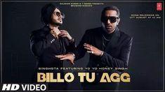 Billo Tu Agg Lyrics in Hindi   Yo Yo Honey Singh