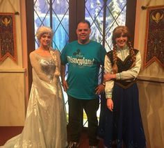 It was nice to see Anna And Elsa Agin !! Anna loves Chocolate and Elsa has her ice powers  giving us snow lol #disneyaddict #disney #disneyfan #disney #disneyfun #disneyfrozen #frozen #elsa #anna #fozenfever #frozenfun #disneygram #disneygeek by lonestarr60th