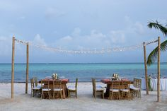 Beautiful Ocean views while hosting your dream reception- yes, please! Anything is possible here at Secrets Cap Cana! #SecretsCapCana #PuntaCana #DestinationWedding
