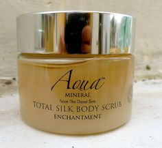 Aqua Mineral Dead Sea Products Review: I traveled to the Dead Sea by Jars :)   The Beauty Junkee Dead Sea, Jars, Minerals, Perfume Bottles, Aqua, Skin Care, Travel, Beauty, Products