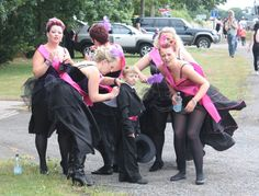 Genesis Hair Design Tadcaster Carnival 2013