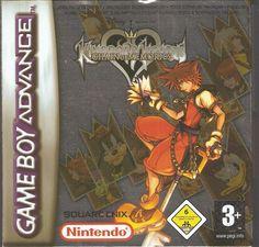 Kingdom Hearts. Chain of Memories.