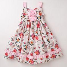 Toddler Peace Dress - Easter: Dorissa Dresses - Events