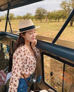 T Ara Hyomin, Soyeon, Suits You, Cheetah, Panama Hat, Cowboy Hats, Instagram, Kilimanjaro, Join