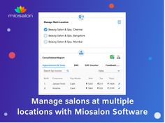 It's never too late to run a successful business with better time management with the help of a Miosalon Software. You can : • Manage Locations on the Go. • Analyse Inventory across Multiple Locations. • Consolidated Reports. • Centralised Membership. • Stock Transfers and much more.  Follow the below 7 ways to effectively manage your salon like never before and you'll be well on your way! #salonsoftware #spasoftware #salonmanagementsoftware #pos #saas #salontoday #multiplelocations Salon Software, Good Time Management, Successful Business, Never Too Late, On Today, Always Remember, Pos, The Help, Salons