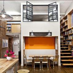 Mini apartamento #industrial #proyectoshabitissimo