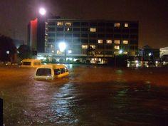 steel & king st, Newcastle, NSW, 2008 Flood