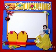 Visit with Snow White layout