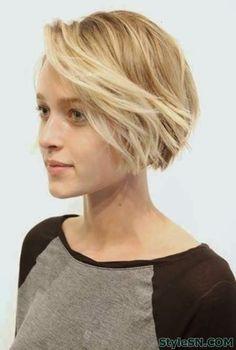 Short Beautiful Hair Short Straight Hair -StyleSN