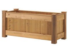 Home Hardware - Planter 3' X 2' X 4' 9""