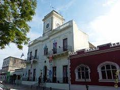 Panoramio - Photo of Palacio municipal y biblioteca - Nogoyá, Entre Ríos