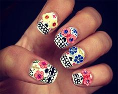 Easy Do It Yourself Nail Art Designs 2015 – Nail art is really beautiful and a lot of people especially women who love to see their nails looking beautiful and fits their style. Description from nailideasdiy.com. I searched for this on bing.com/images