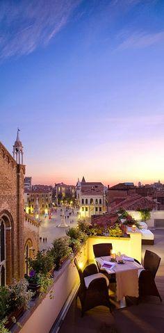 Bloom, Venice, Italy