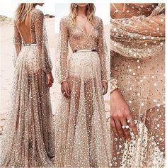 2016 с длинным рукавом блестящей бисером сверкающие гала вечерние платья вечернее платье одежды Тонкий элегантный платье бесплатная доставка купить на AliExpress