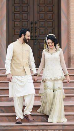 Crochet ideas that you'll love Bridal Mehndi Dresses, Nikkah Dress, Shadi Dresses, Pakistani Formal Dresses, Pakistani Wedding Outfits, Pakistani Wedding Dresses, Bridal Outfits, Bridal Lehenga, Indian Dresses