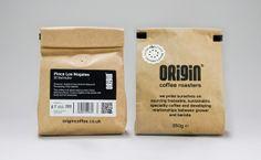 Origin Coffee Roasters / A-Side Studio