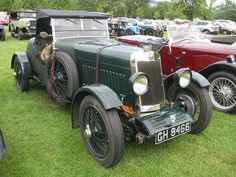 1930 Lea Francis Hyper Sports S Type by Classic Cars Australia, via Flickr