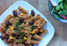 The Kitchen Shed - Clean Eating Leftover Chilli Pasta