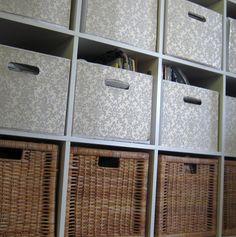 green bug: organization: expedit boxes