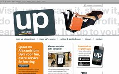 Up Alexandrium | Solide (re)branding en doeltreffende communicatie voor corporate, b-2-b en b-2-c merken.