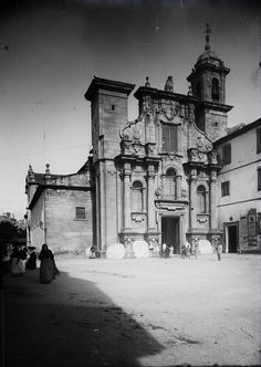 xunta de galicia Barcelona, Pita, Painting, Motorcycles, Cars, City, 14th Century, Obelisks, Painting Art