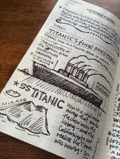 logbook-ss-titanic-show.JPG A Year of Daily Logging