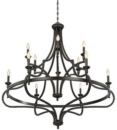 Buy the Savoy House English Bronze Direct. Shop for the Savoy House English Bronze Sheilds 12 Light Wide Chandelier and save. Empire Chandelier, Bronze Chandelier, Old Fashioned Christmas Decorations, Brighten Room, Candle Cups, Large Chandeliers, Foyer Decorating, Decorating Tips, Farmhouse Lighting