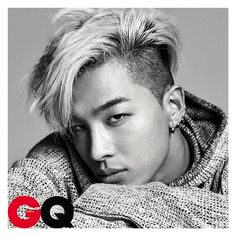 Tae Yang - GQ Magazine July Issue '14