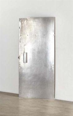 Shower door, from la Maison du Brésil, Cité Internationale Universitaire de Paris, France, 1956-1959