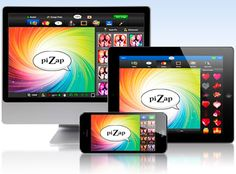 piZap photo editor and collage maker for web, iphone, and ipad