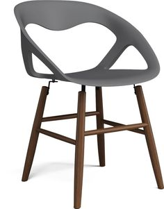 Bolia More spisestuestol Dining Room Table, Dining Chairs, Wooden Leg, Scandinavian Design, Interior Inspiration, Interior Ideas, Indoor, Furniture, Home Decor