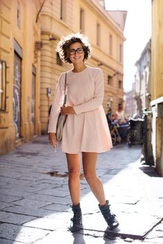 Via Indipendenza, Bologna   Faces by The Sartorialist: style inspired by eyeglasses