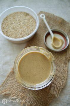 Cómo hacer tahini en minutos (para hummus o aderezos)