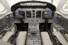 CITATION X Flight Deck