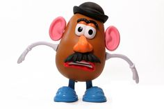 Mr. Potato Head!