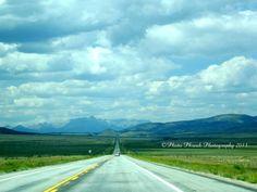 Continental Divide US Hwy 285 Villa Grove, Colorado