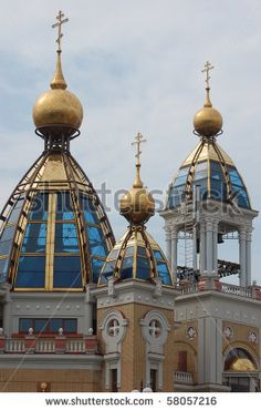 Orthodox church . Kiev, Ukraine