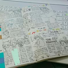 Journal of 【21-25 JUL】days packed with work (gladly it's solved)  toy hunting in Chaotic ANICOM and movies The Minions!  BANANA!  #drawingdiary #diary #visualjournal #visualdiary #繪日記 #日記 #手帳 #doodle #doodling #插圖 #塗鴉 #masking tape #travelersnotebook #midoritravelersnotebook #mtn #theminions #theminionsmovie #小小兵 #djmikanvisualjournal