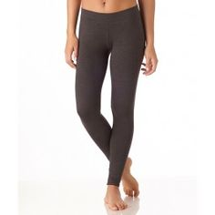 PACT : Women's Everyday Charcoal Leggings