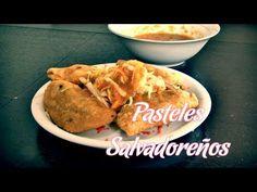 Como Hacer Pasteles Salvadoreños