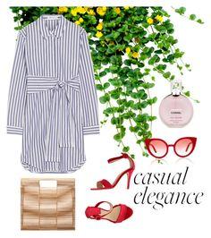 """Casual Elegance!! Elegancia Casual!!"" by atuestilowomen on Polyvore featuring moda, T By Alexander Wang, Luca Valentini, Cult Gaia, Spektre y Chanel"