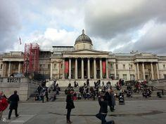 05 National Gallery en Trafalgar Square