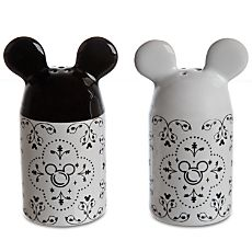 Mickey Mouse Salt and Pepper Set