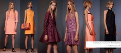 Saturday Night Fashion looks at NYFW Best Of Fashion Week, Victoria Beckham, Spring Summer, Fashion Looks, Summer Dresses, Color, Collection, Design, Colour