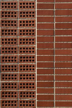 Built by Architects EAT in South Yarra, Australia with date Images by Earl Carter. Three Parts House is an alteration and addition to a clinker brick residence on a block of land. Brick In The Wall, Brick And Stone, Brick Wall, Brick Texture, Tiles Texture, Brick Architecture, Architecture Details, Eclectic Restaurant, Brick Detail