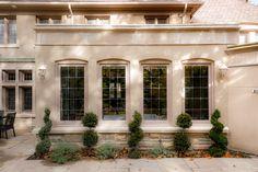 Garage Doors, Exterior, Mansions, House Styles, Outdoor Decor, Design, Home Decor, Mansion Houses, Homemade Home Decor