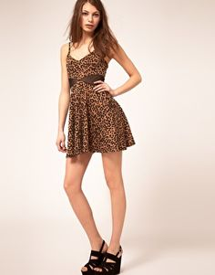 I can't deny my love for leopard. Or anything that looks remotely similar.