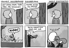 slenderman memes | PROTIP: Press the ← and → keys to navigate the gallery, 'g' to ...