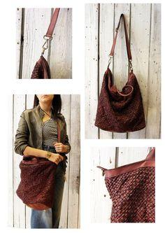 Handmade woven leather bag INTRECCIATO 81 Shoulder Strap 4d9a0ec408070